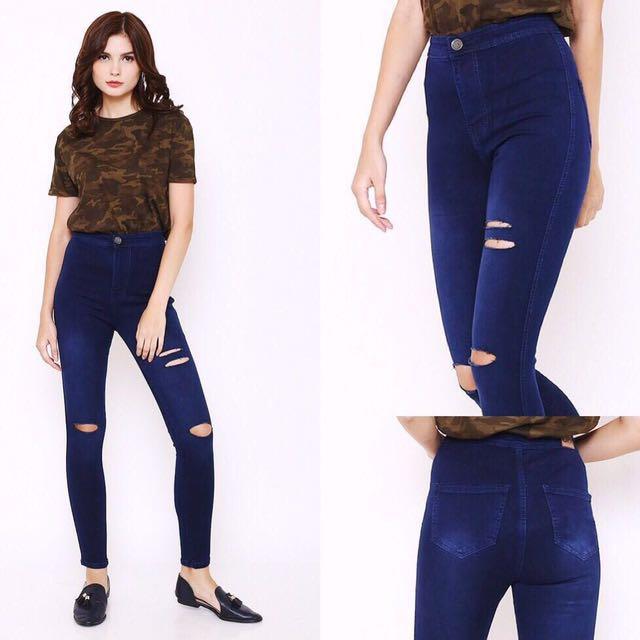 Denim jeans size 27-28