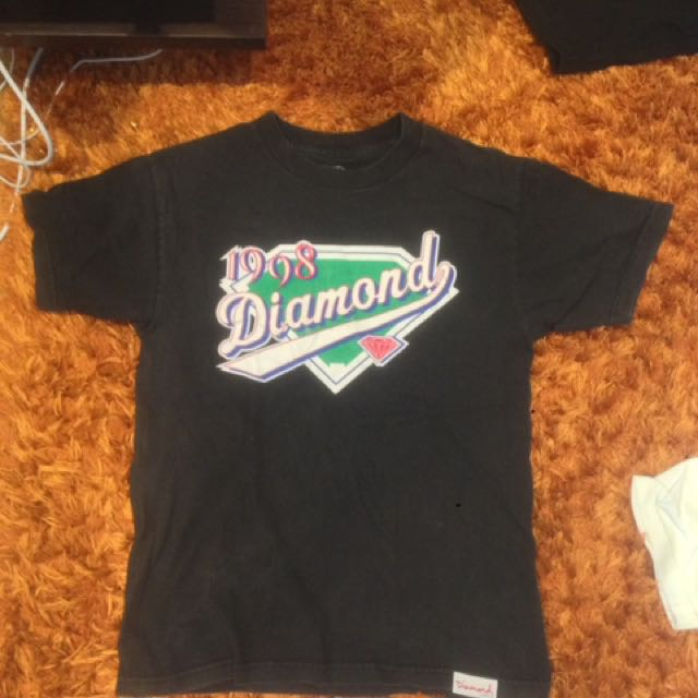 Diamond Supply '1998' Baseball T-Shirt