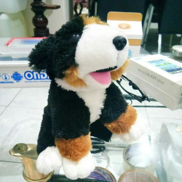 Dog Plushie