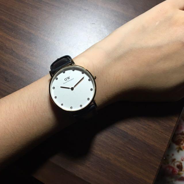 DW 鑲鑽錶