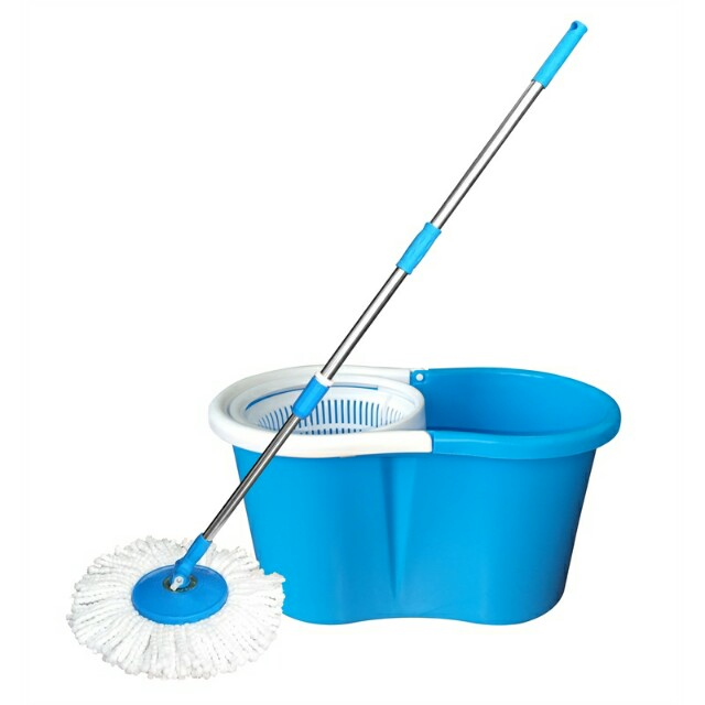 Easy Dry Spin Mop