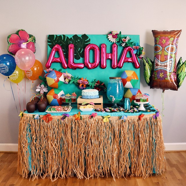 Event Planner Birthday Dessert Party Table Home Car Services