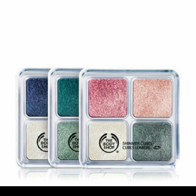 eyeshadow the body shop original
