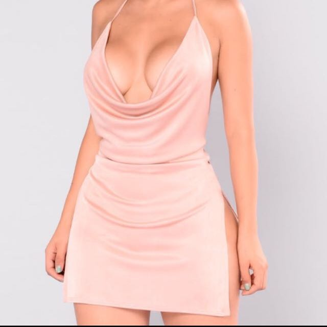 Fashion Nova Dress Xs