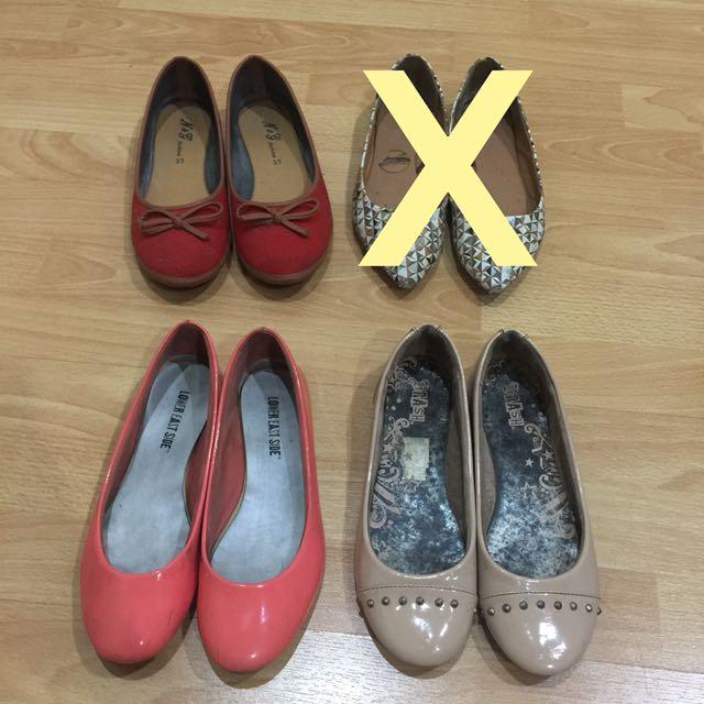 flat shoes 20rbuan