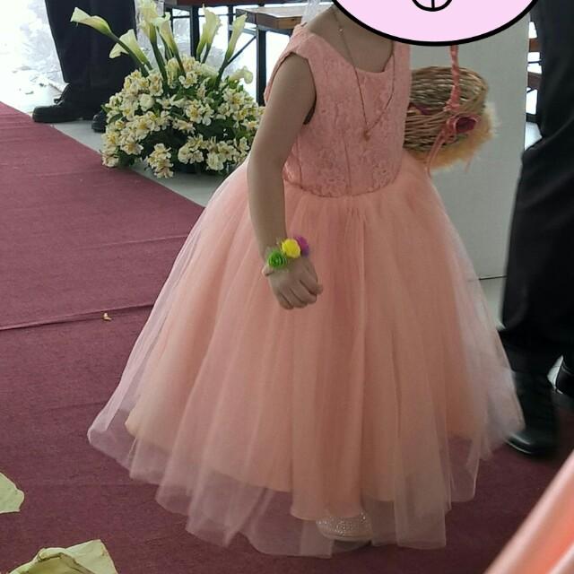 Flower Girl Gown/Dress