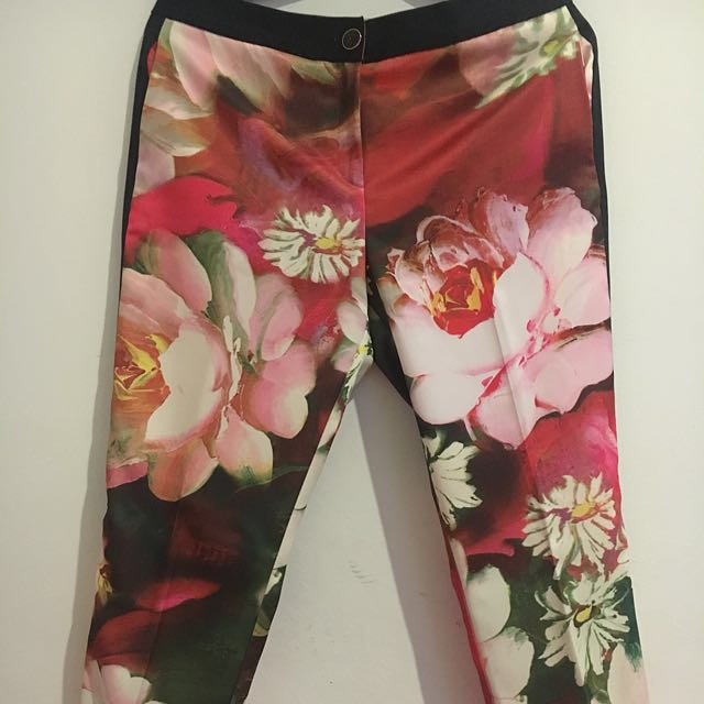 Flowers Pants By Ted Baker