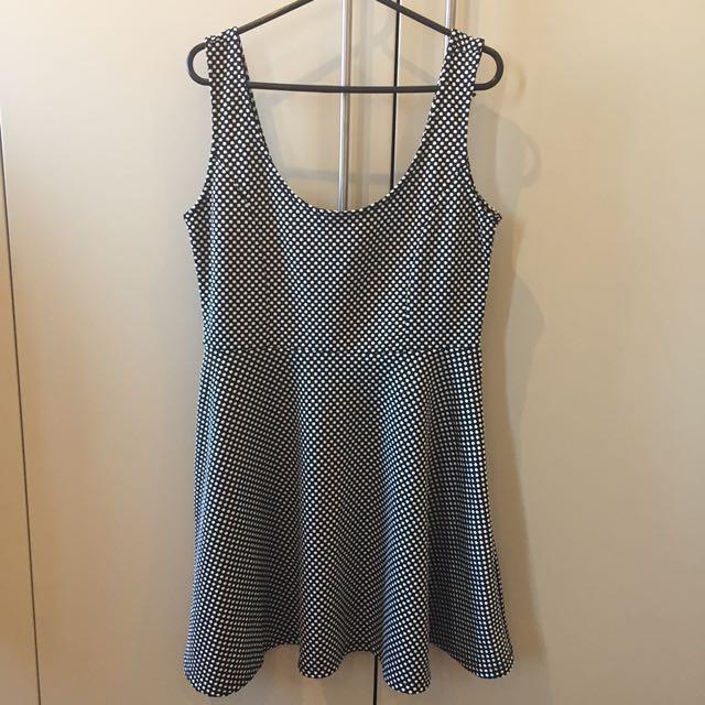 Forever 21 Spotty Dress