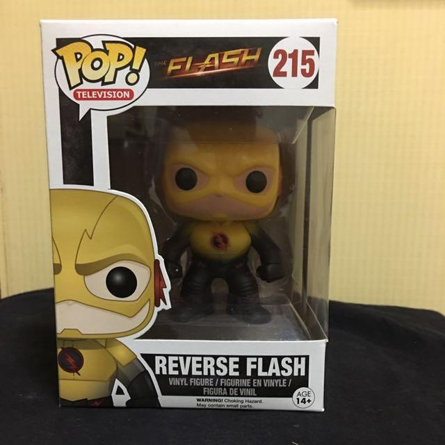 Funko Reverse Flash