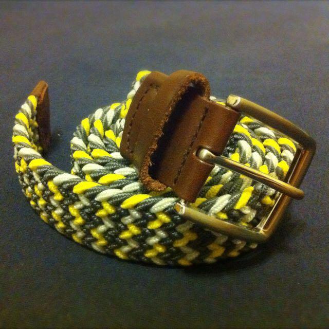 彈性編織腰帶(GAP)