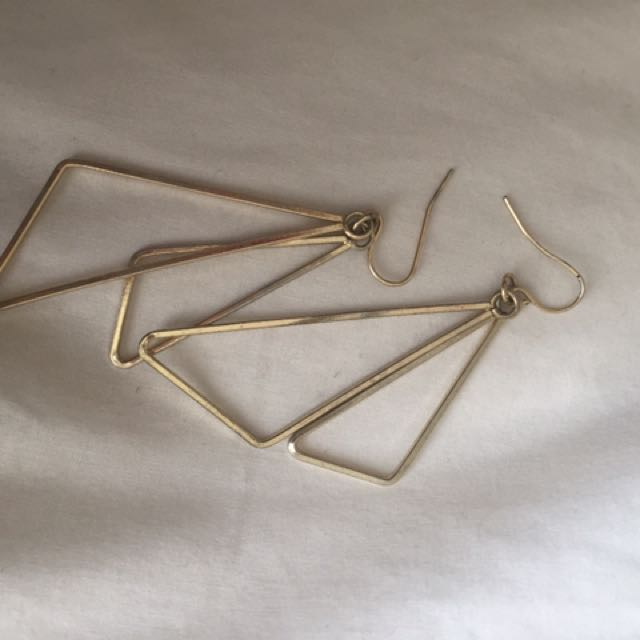 Geometric Lovisa Earrings