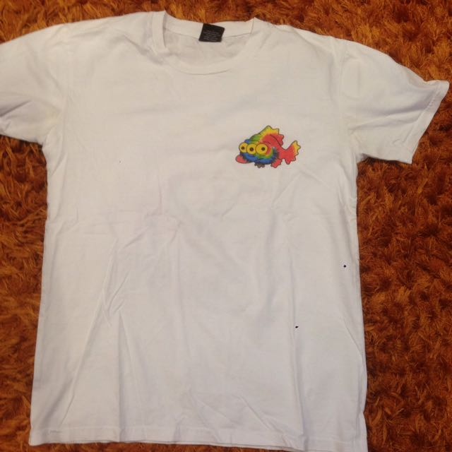 Goat Crew - Simpsons 'Open your Eyes' T-Shirt