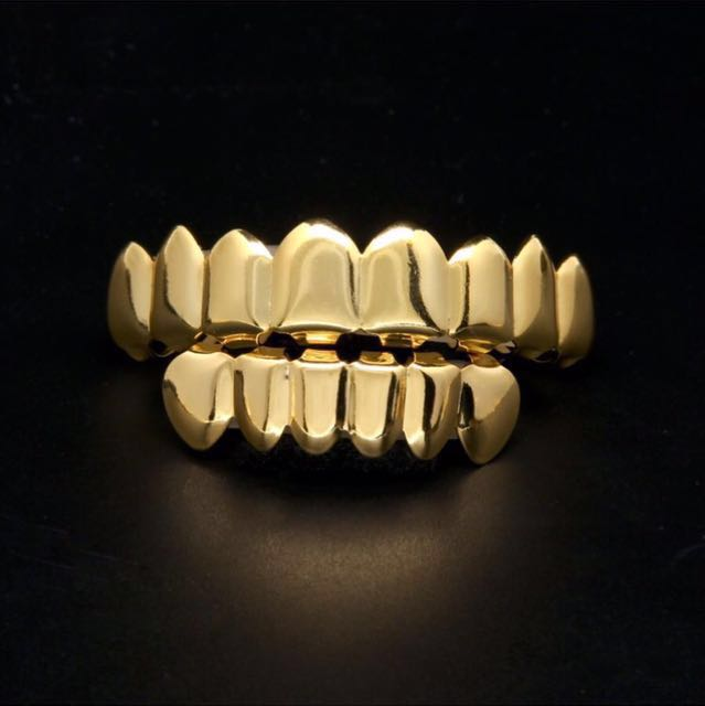 GOLD GRILL Icy Supply