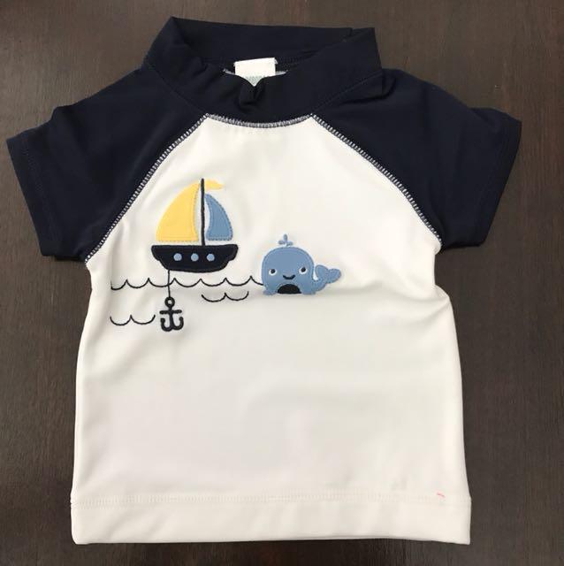 d9db632a20 Gymboree baby boy swimwear, Babies & Kids, Babies Apparel on Carousell