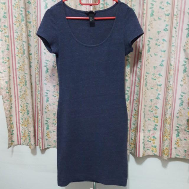 H&M Basic Bodycon Dress