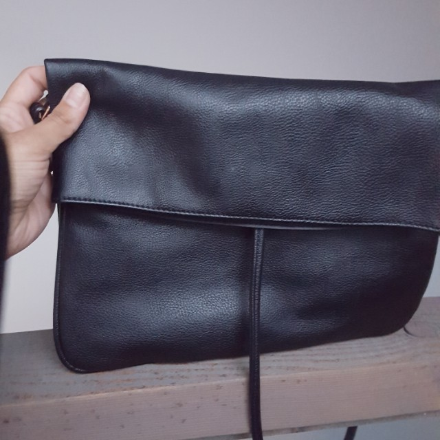 H&M side purse