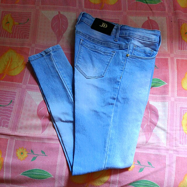 JD Jeans (Jedar Jeans) Skinny Light Blue