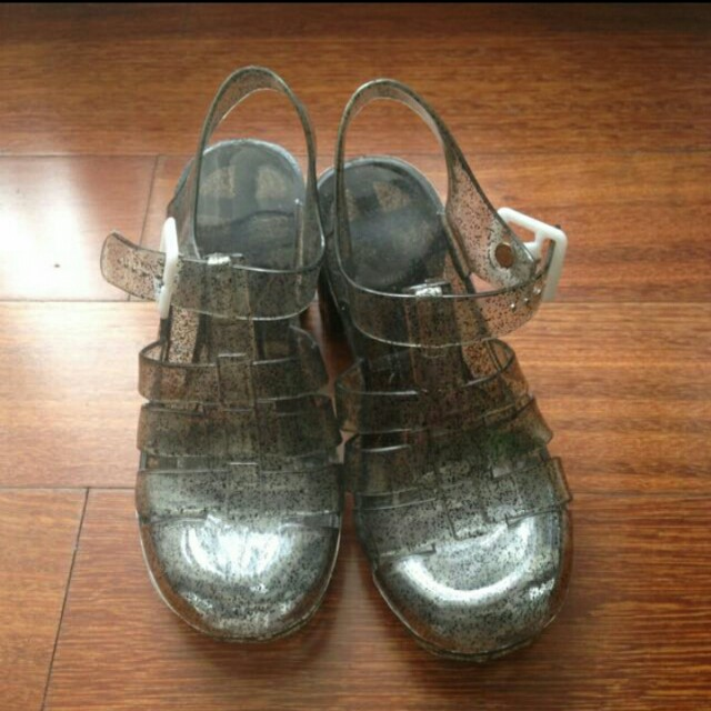 Reprice! Jelly shoes