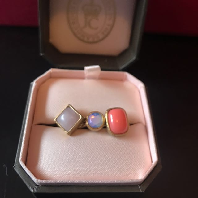 Juicy Couture Stackable Rings