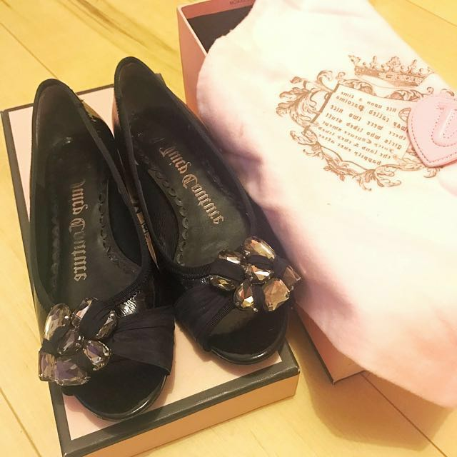 Juicy Couture Totsy flat Open Toe Shoes