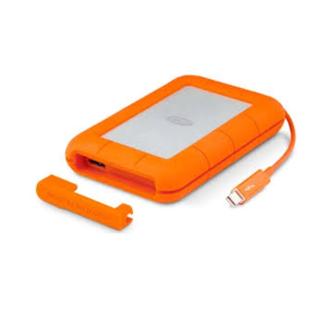 Lacie Rugged Thunderbolt And Usb 3 0