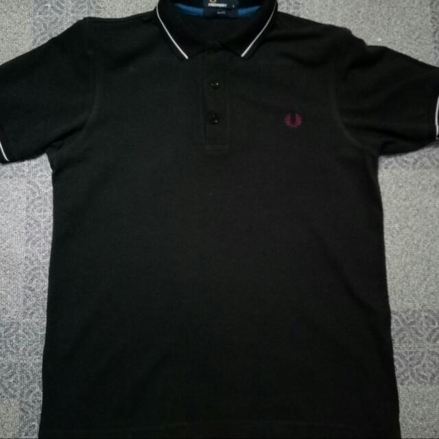 Limited Edition Autgentic Fred Perry Slimfit Small