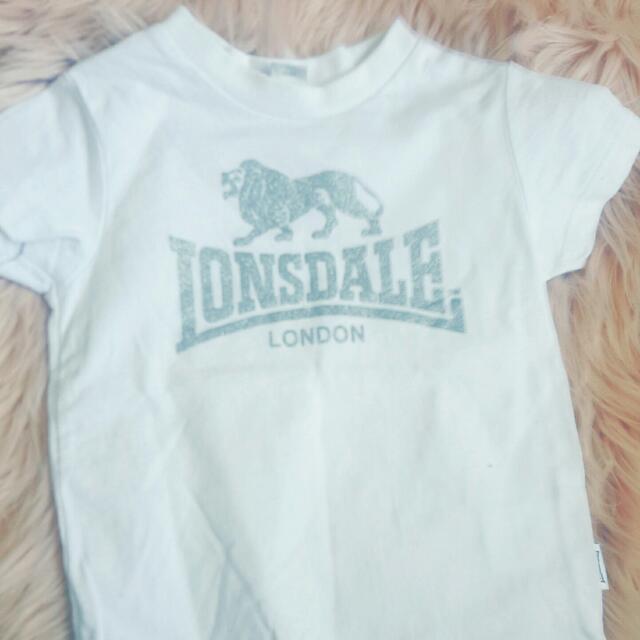 Londsal White T-shirt