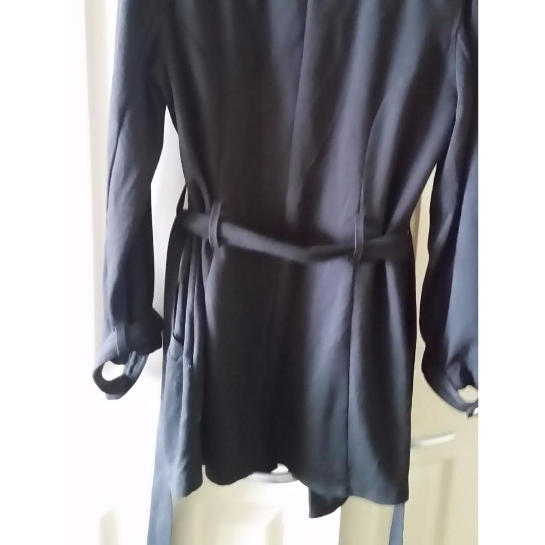 Loose college retro coat large yard all-match jacket