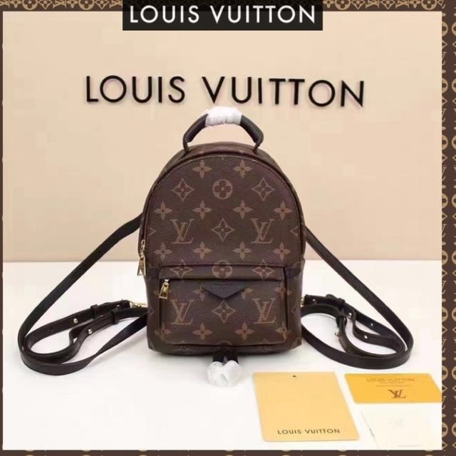 Louis vuitton palm springs backpack  #take10off