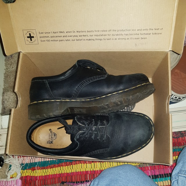 Low cut doc martens *price dropped*