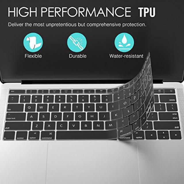 MacBook pro 13/MacBook 12 Keyboard Cover