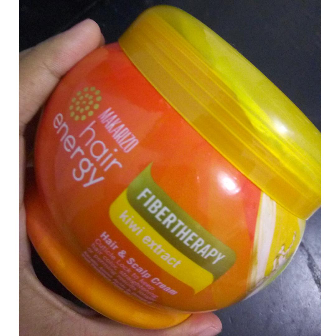 Makarizo Hair Energy Fibertherapy Olive 500 Gr Daftar Harga Creambath Aloe Ampamp Melon Extract Sachet 30 Shampoo 1 Source Photo