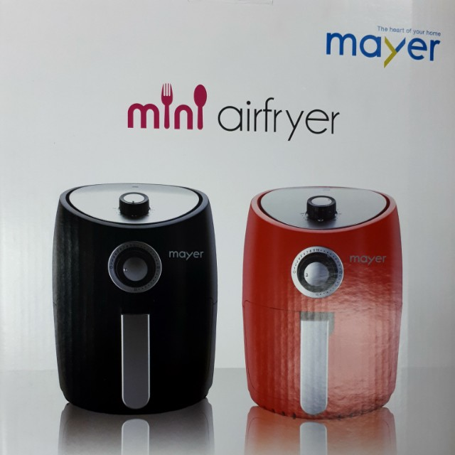 Mayer Mini Air Fryer Home Appliances On Carousell