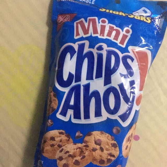 MINI CHIPS AHOY