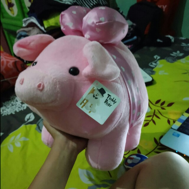 [NEW] - DOLL (PIG) PINK