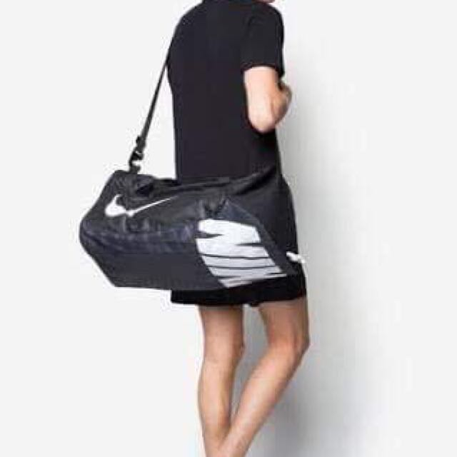 e9ce4c161d NIKE ALPHA ADAPT BAG (Black)