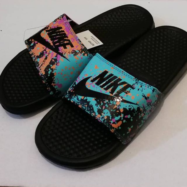 0d46684c04bc Nike Sandal selipar Slipper Shoes man