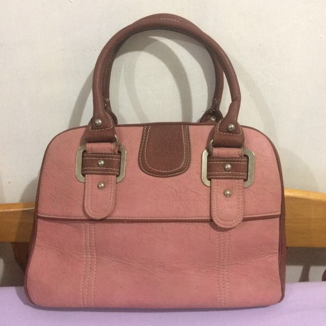 Nine West Pink Shoulder Bag