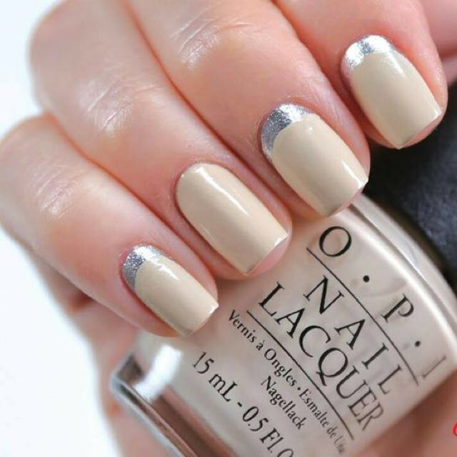 OPI NAIL POLISH - YOU\'RE SO VANILLA, Health & Beauty, Hand & Foot ...