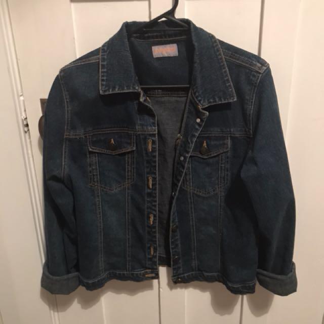 Pagani denim jacket
