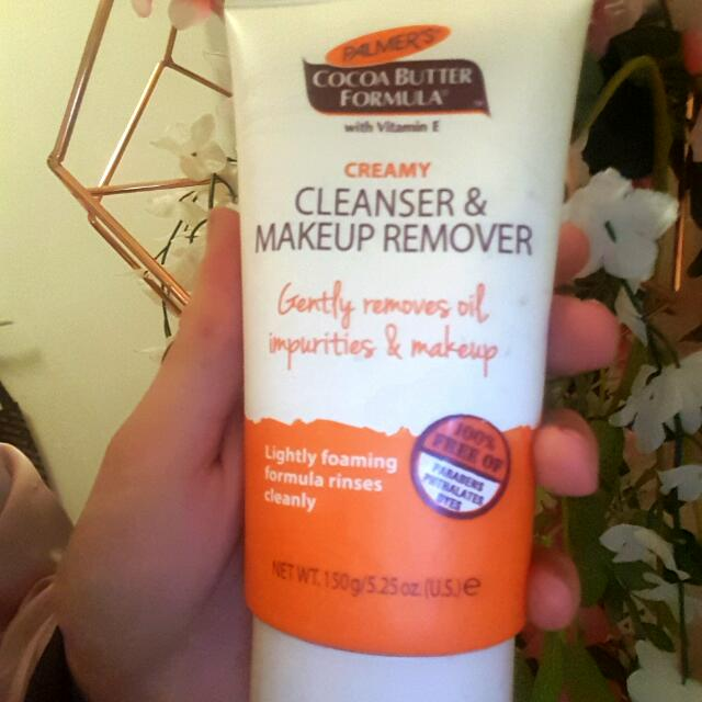 Palmers Cleanser And Makeup Remover