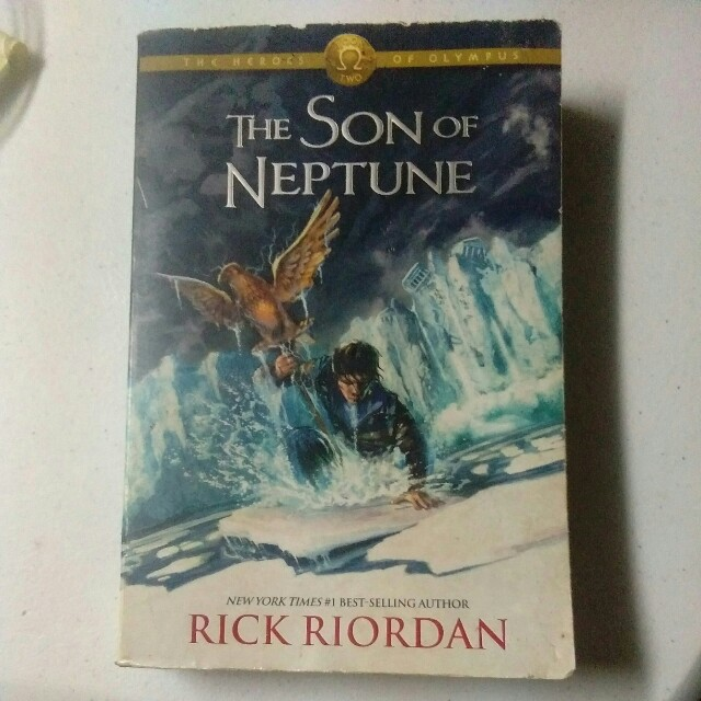 Percy Jackson: The son of neptune