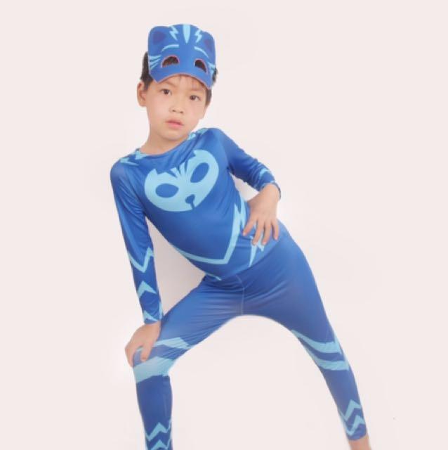 photo photo photo  sc 1 st  Carousell & PJ Mask Catboy costume Babies u0026 Kids Boyu0027s Apparel on Carousell