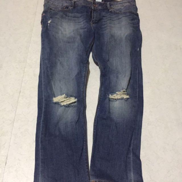 Plus Size H&M jeans