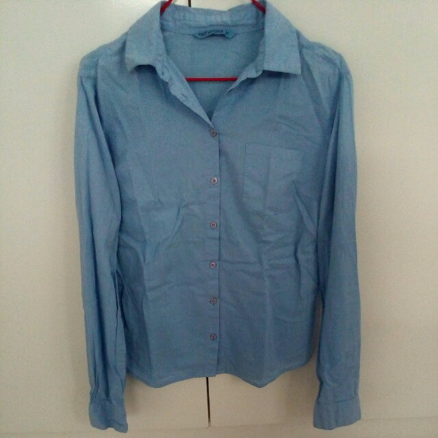 Polo with Long Sleeves (M)