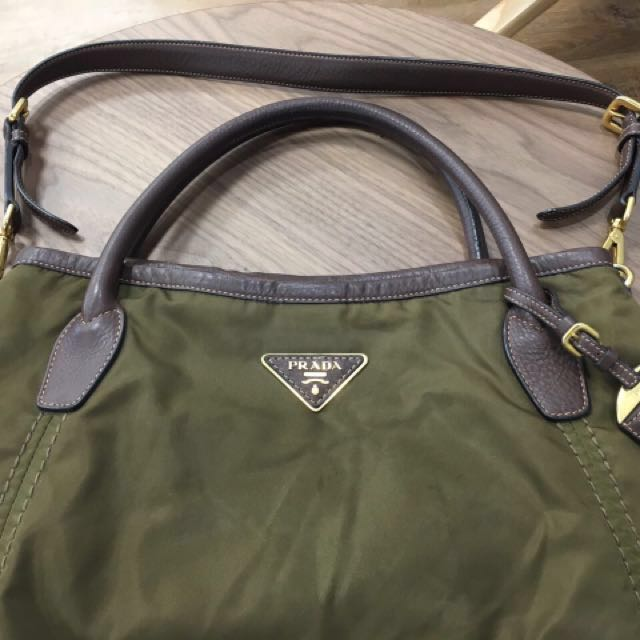 0640991bff6295 Prada Bag - no authenticity card and dust bag , Women's Fashion, Bags &  Wallets on Carousell