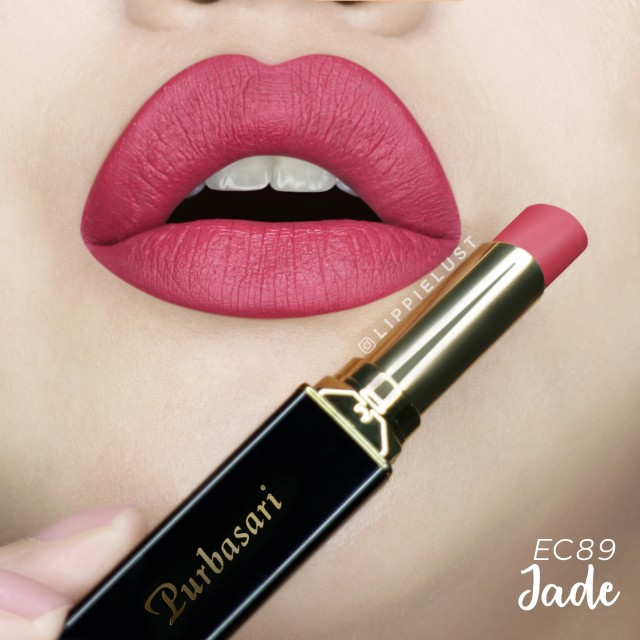 Purbasari matte lipstick