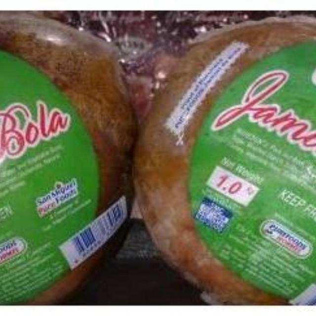 Purefoods Fiesta Ham and Jamon de Bola