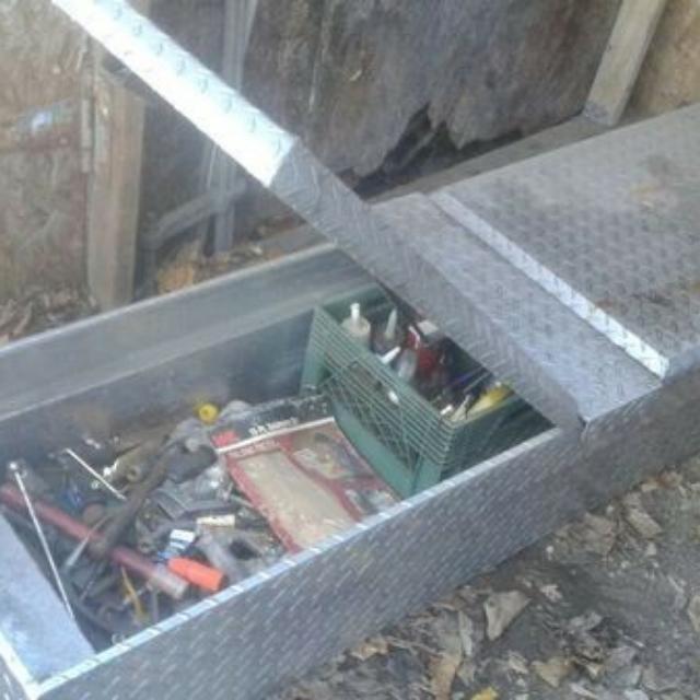 ram 1500 tool box