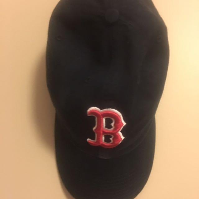 Red Sox baseball cap